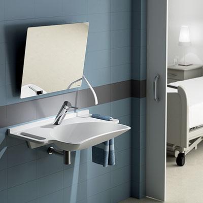 Sabemos a importância das limitações sanitárias associadas ao uso da água nas instalações de saúde.