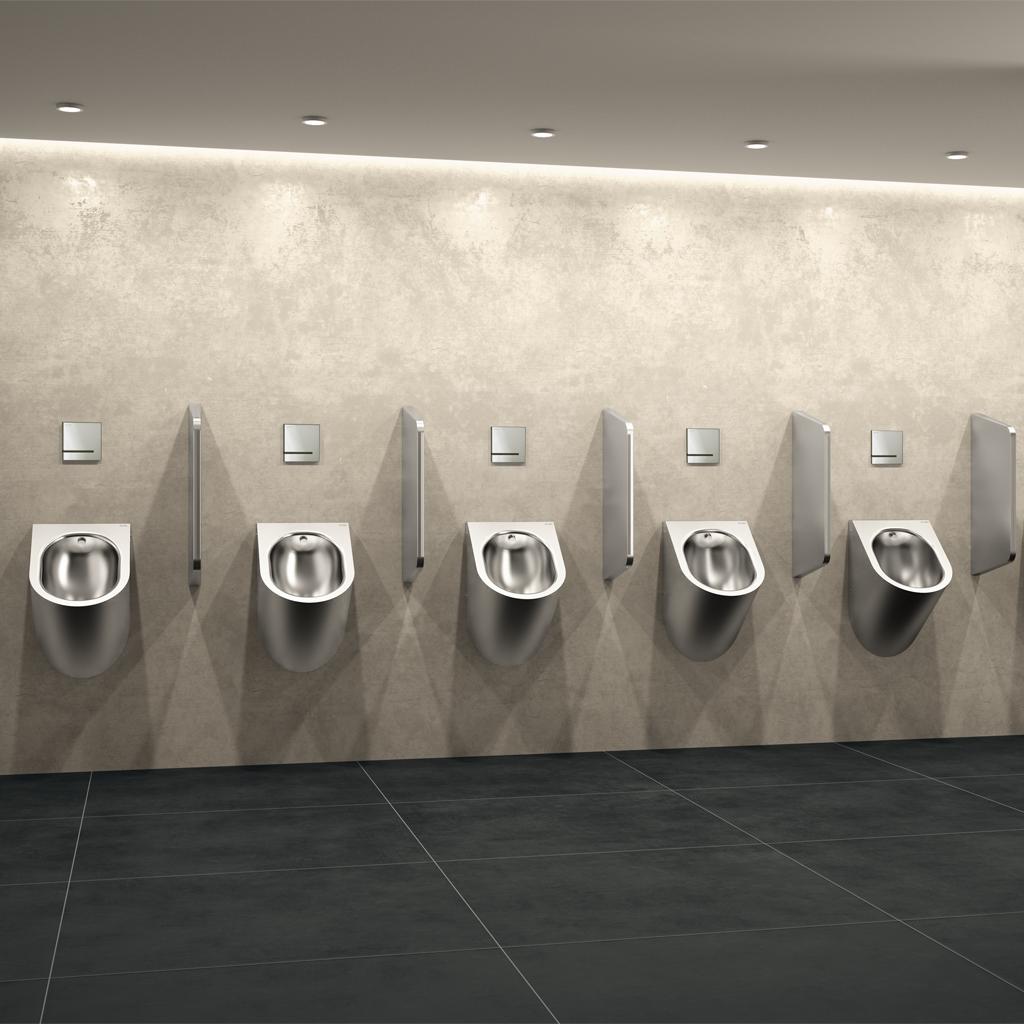 No campo dos sanitários, os últimos 10 anos ficaram marcados por uma vontade de