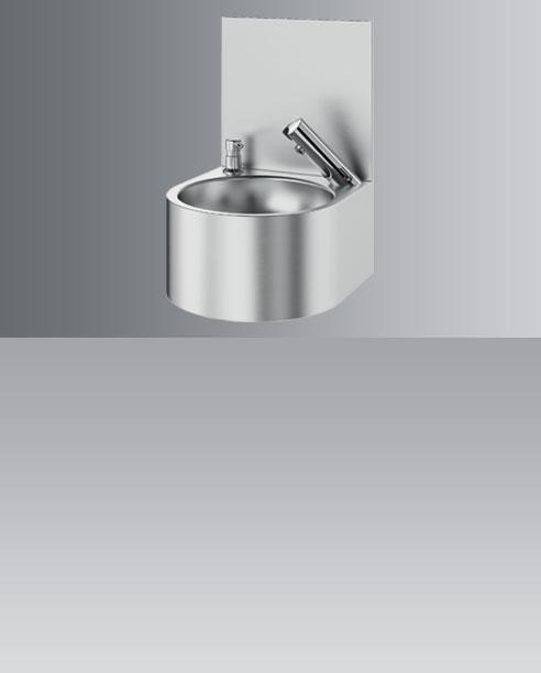 Lava-mãos eletrónico