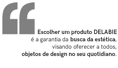 DELABIE design no quotidiano