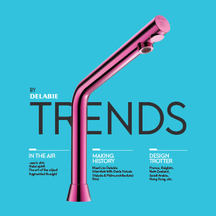Trends by DELABIE