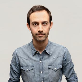 Guillaume Delvigne, designer