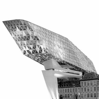 Antuérpia - Zaha Hadid