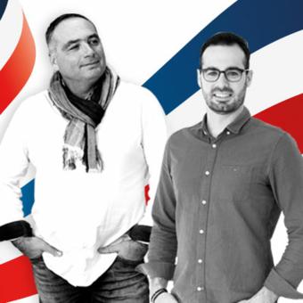 Eric Denis - EDDS and Nicolas Testori - DELABIE