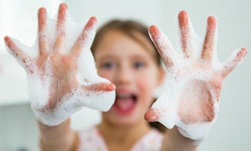 Higiene das mãos: que produtos escolher?